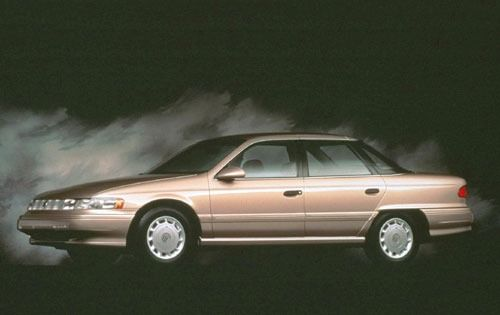 1993 Mercury Sable 4 Dr GS Sedan
