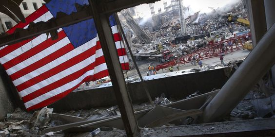 9/11 Workers Say They Were Visited by Female Ghost While Sifting Through Debris - September 11 Aftermath