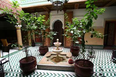 Bienvenue à maison Do à marrakech