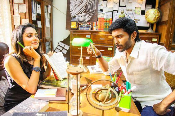 Asura Guru Movie Stills  – Vikram Prabhu & Mahima Nambiar