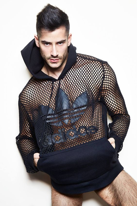 adidas Originals mesh sweatshirt - For more like this follow us or visit our website and do not forget to repin!   #adidas, #adidas Originals, #bodybuilding, #fashion, #fitnes, #fitness motivation, #hespiration, #homme, #look, #lookbook, #male, #male model, #mensfashion, #mensstyle, #menswear, #model, #muscle, #ootd, #ootdmen,
