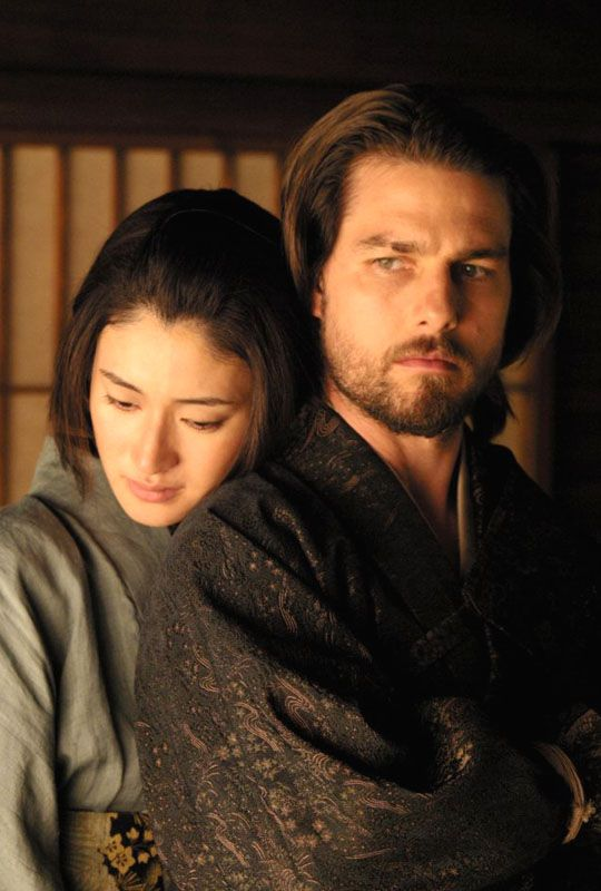 tom cruise koyuki kato in the last samurai by edward  tom cruise koyuki kato in the last samurai 2003 by edward zwick an asia collection samurai cruises and toms