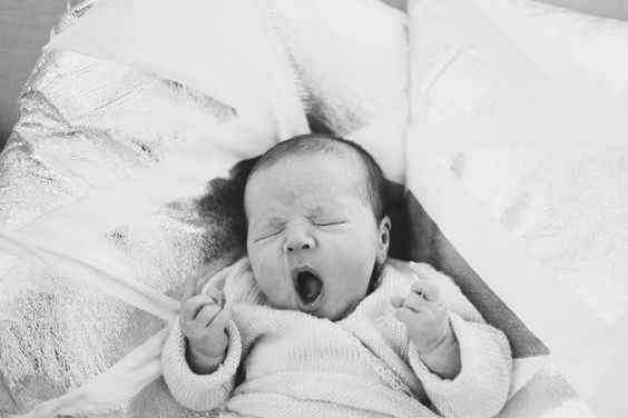 baby yawns are the best!