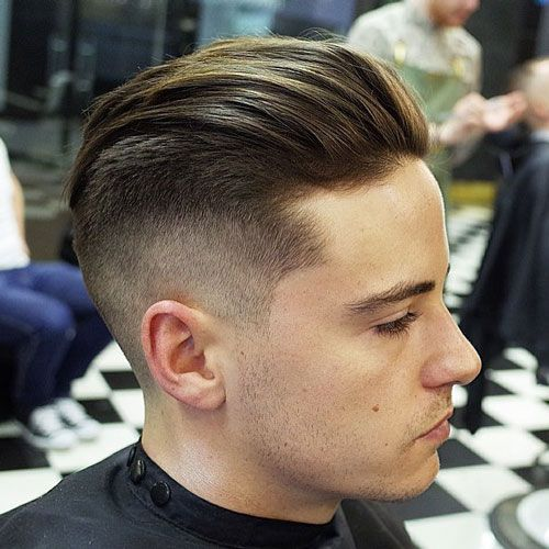 47 Slicked Back Hairstyles 2020 Styles Mid Fade Haircut Mens Hairstyles Undercut High Fade Haircut