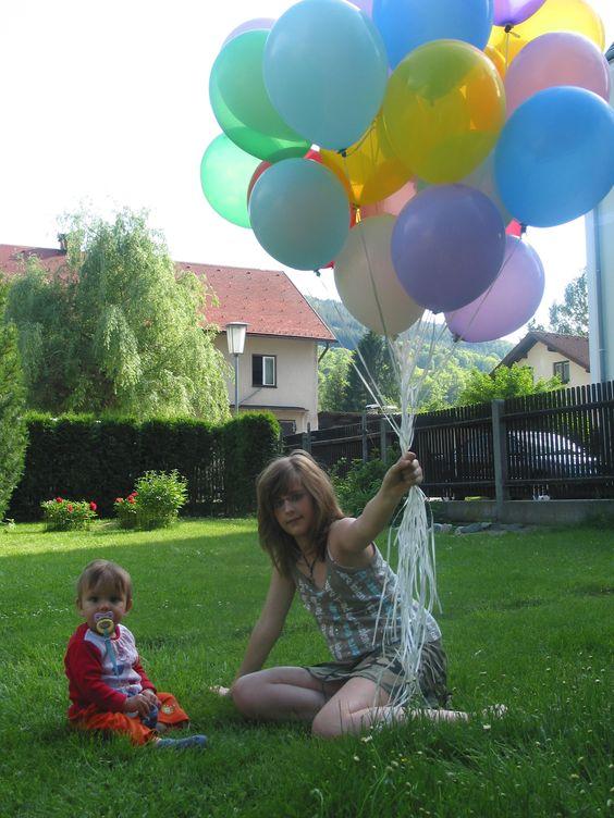 #Luftballon #Dekoration für verschiedene Anlässe #balloontime #balloon #party