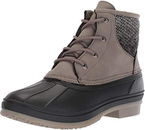 Womens Winter Boots Mid-Cap Fur Lining Cold-Weather Shoes wolfsburg2