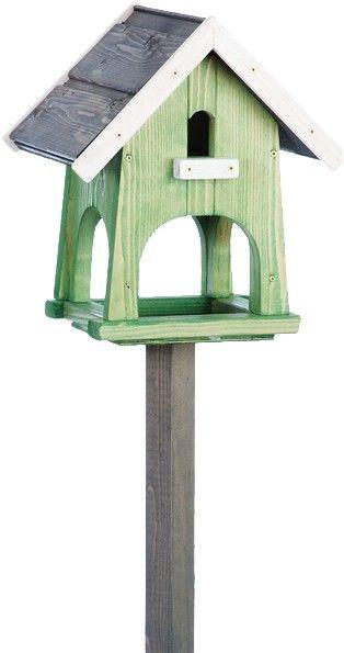 vogelhaus nr 29 kaufen bei kessler gartenkultur. Black Bedroom Furniture Sets. Home Design Ideas