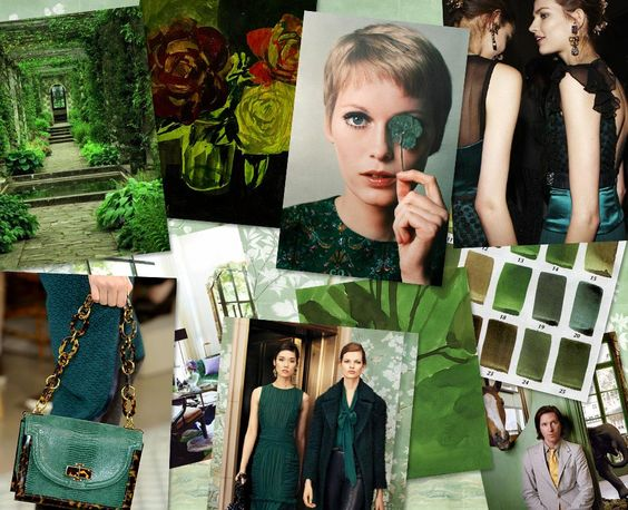 Inspiration: Deep Green | The Tory Blog