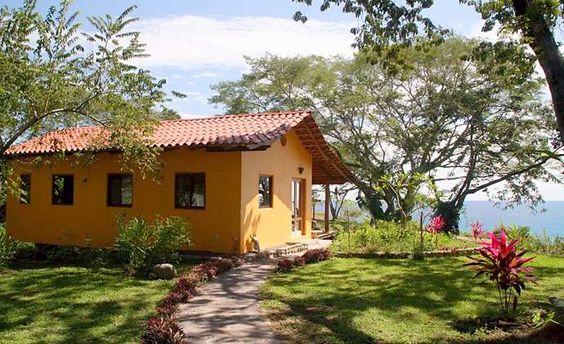 Me gustan los casas en Costa Rica.