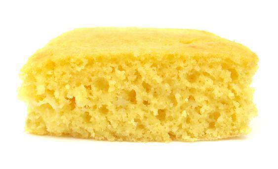 Pan de maíz con suero de leche