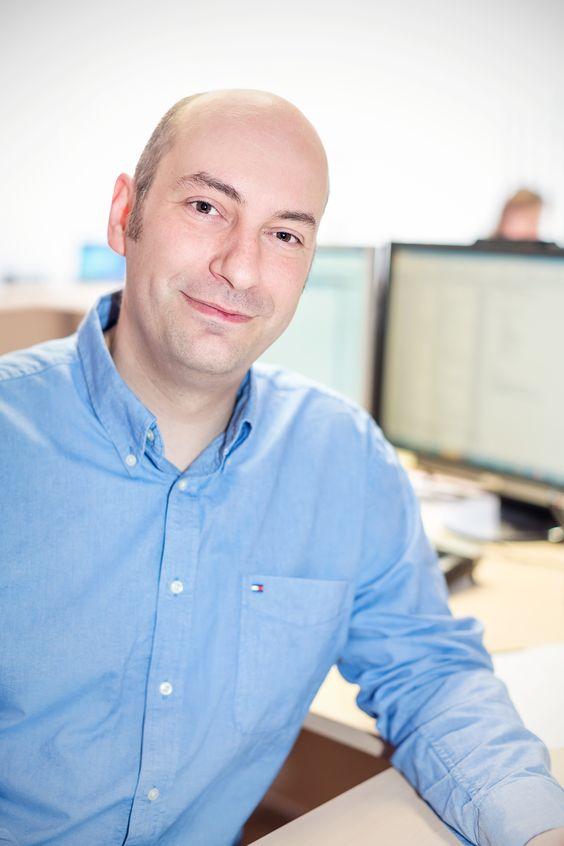 Michael Rüttinger - der führende Kopf des Unternehmens