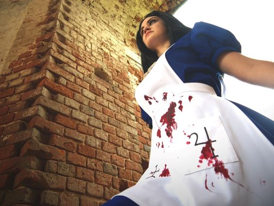 Photo by Mary Alice from Alice Madness Returns July 2013 Location: Taldomsky area, Moscow region