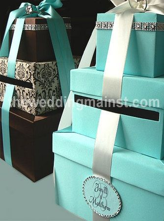 Flowers, Reception, Cake, Centerpiece, Dress, Blue, Favors, Flower, Table, Box, Invitation, Elegant, Card, Ring, Decoration, Girl, Holder, Money, Tiffany, Gown, Chair, Guest, Sashes, Book, Pillow, Boxes, The wedding main st, Linen, Basket, Wishing, Well