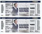#Ticket  2 x Kaisermania  Roland Kaiser  2 Tickets  Fr. 11.08.2017  Dresden  Elbufer #Ostereich