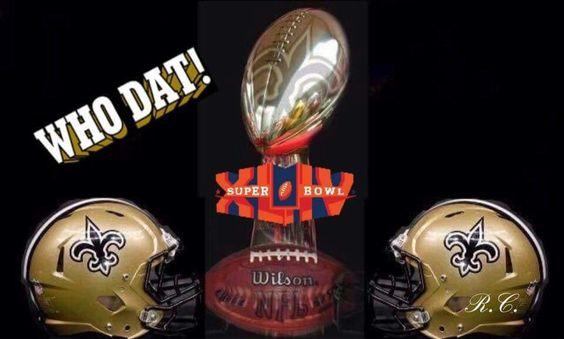 New Orleans Saints. Super Bowl XLIV CHAMPIONS