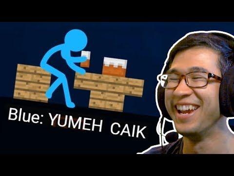 Alan Becker Youtube Stick Figures Youtube Hilarious