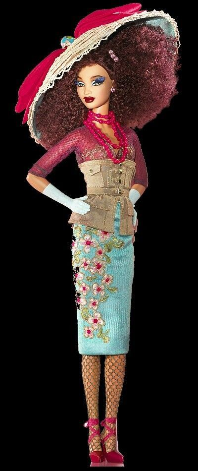 SUGAR by Byron Lars (African American) Barbie Doll