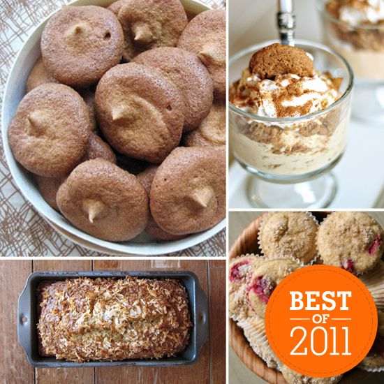 From Healthy Cookies to Good-For-You Cakes: a Year's Worth of FitSugar Desserts