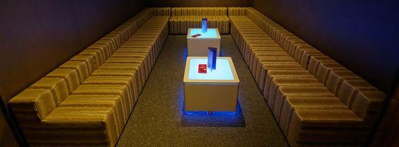 VIP Lounge with ORA, #Moree #Club design #