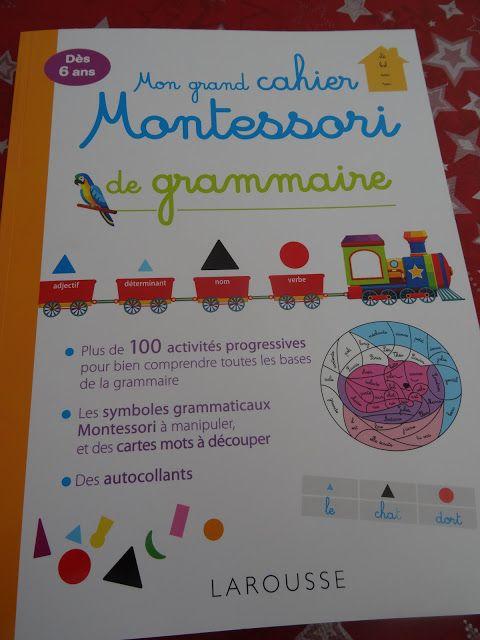 Mon Tres Grand Cahier Montessori Des Sons Et Des Grapheme Https Www Amazon Fr Dp 2035937825 Ref Cm Sw R P Methode Montessori Lecture Mon Cahier Montessori