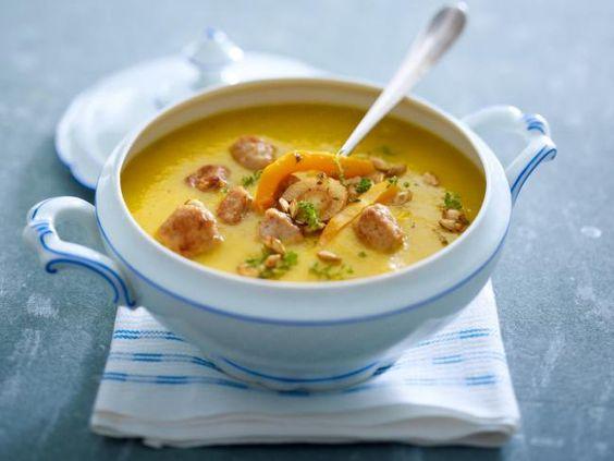 Sült sütőtök leves paszternákkal pikánsan | Nőivilág.hu
