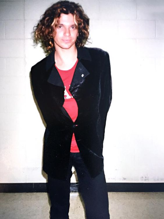 #MichaelHutchence © Angela Hubbard Vancouver Portait Photography