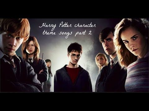 Harry Potter Character Theme Songs Part 2 Guess The Movie Harry Potter Characters Theme Song