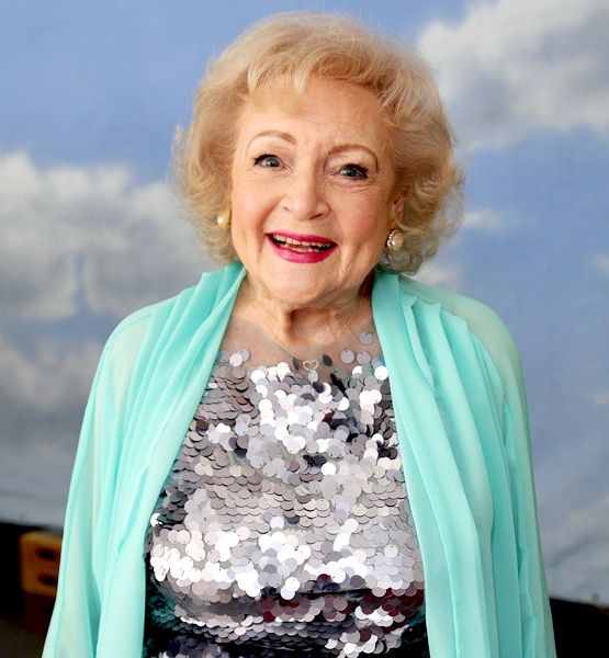 """Get at least eight hours of beauty sleep. Nine if you're ugly."" —Betty White"