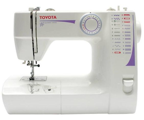 a simple sewing machine... my daughter is dying to learn so I guess we will learn together