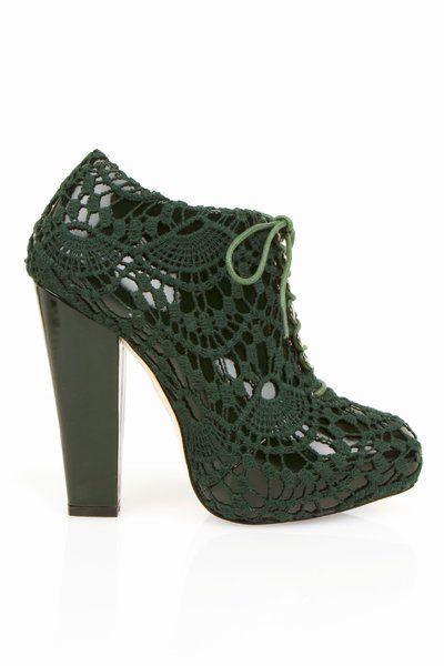 rodarte crochet shoes