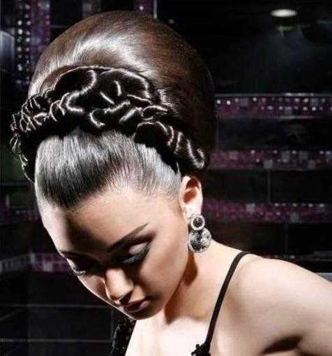 Wunderbare Orientalische Haarschnitt Frisuren Stil Haar Arabische Frisuren Haar Styling Haarschnitt