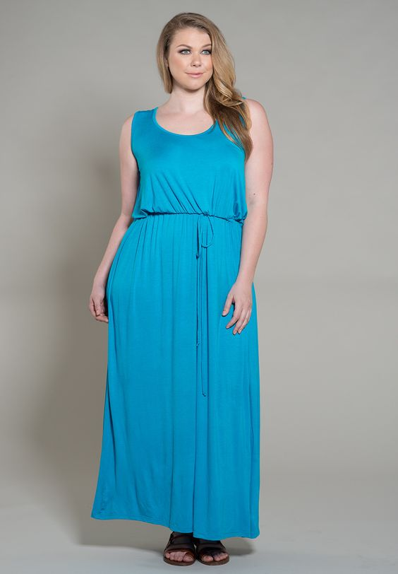 Valerie Maxi Dress  A plus size maxi with unlimited styling potential! Stroll through paradise in this dress and pair it with a sunhat and bold accessories for something playful and uniquely you. The post  Valerie Maxi Dress  appeared first on  Vintage & Curvy .  http://www.vintageandcurvy.com/product/valerie-maxi-dress-3