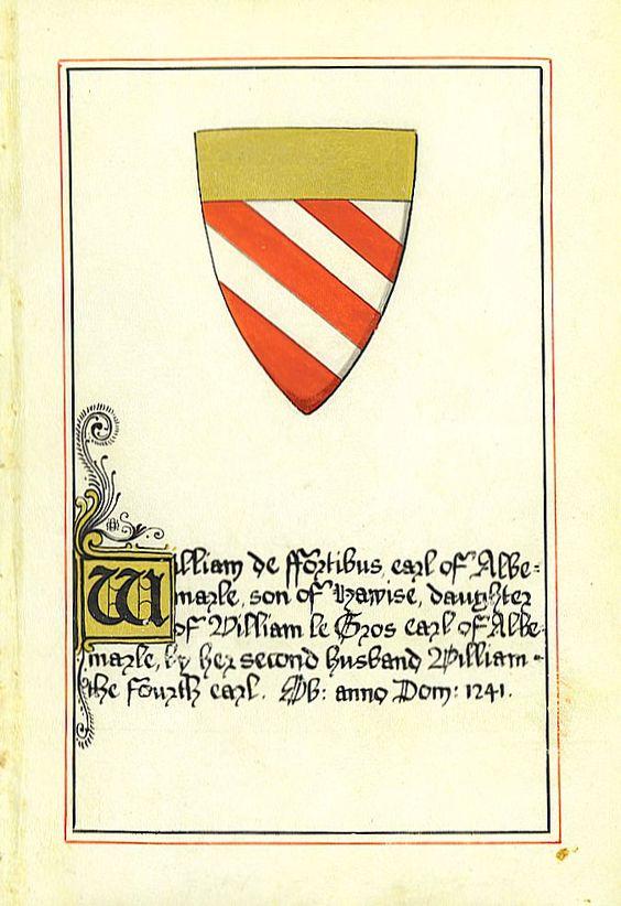 William de Fortibus
