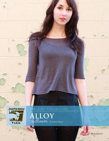 Alloy by Pamela Wynne - Ravelry