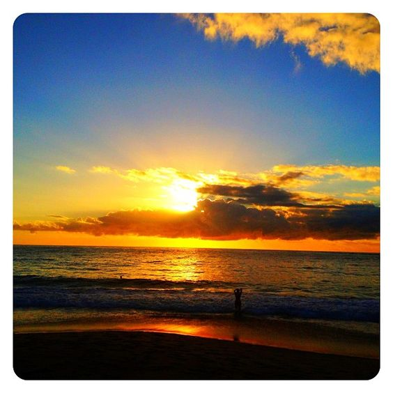 Another magic sunrise
