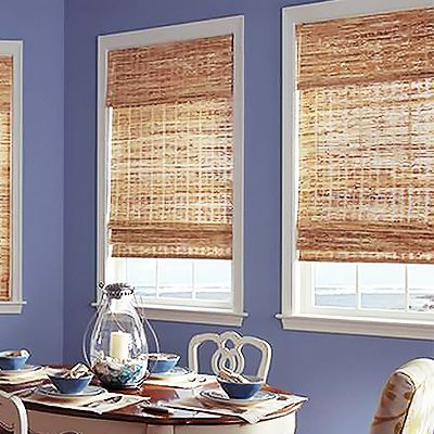 How To Install Woven Wood Shades In 2021 Woven Wood Shades Bamboo Shades Wood Shades
