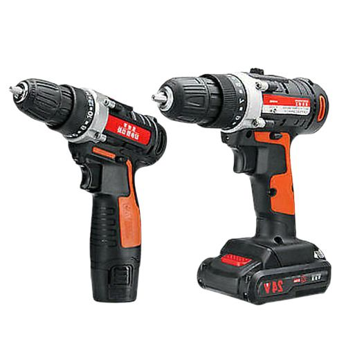 Raitool 12v 24v Lithium Battery Power Drills Cordless Rechargeable 2 Speed Elect Raitool Battery Powered Drill Power Drill Electric Drill
