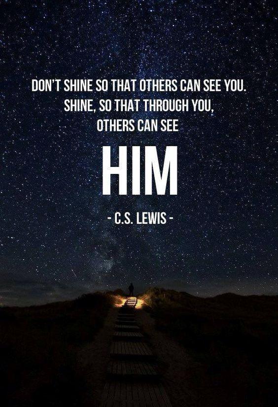 C S Lewis: