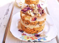 Raw Carrot Cake Goodness