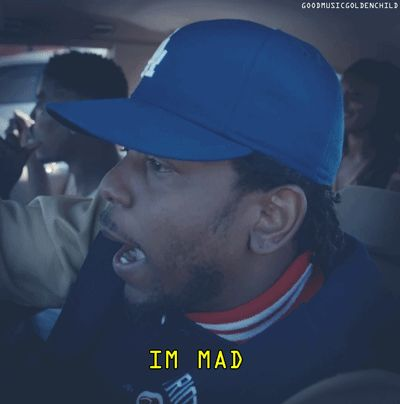 New trending GIF on Giphy. mad kendrick lamar king kendrick i'm mad. Follow Me CooliPhone6Case on Twitter Facebook Google Instagram LinkedIn Blogger Tumblr Youtube
