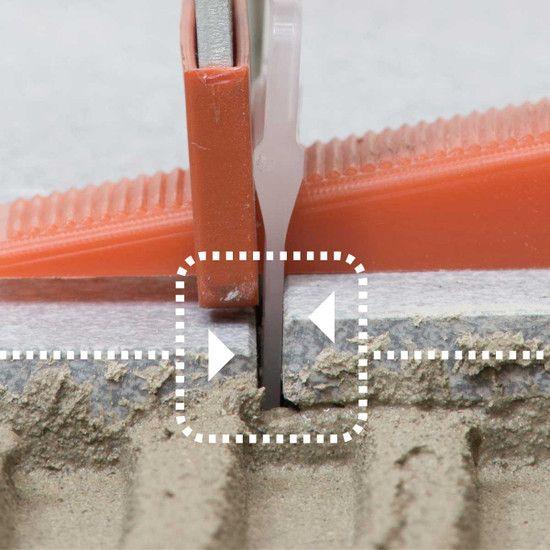 7688 Raimondi Tile Leveling System Wedges Trucs Et Astuces Maison Poser Du Carrelage Et Carreaux Muraux