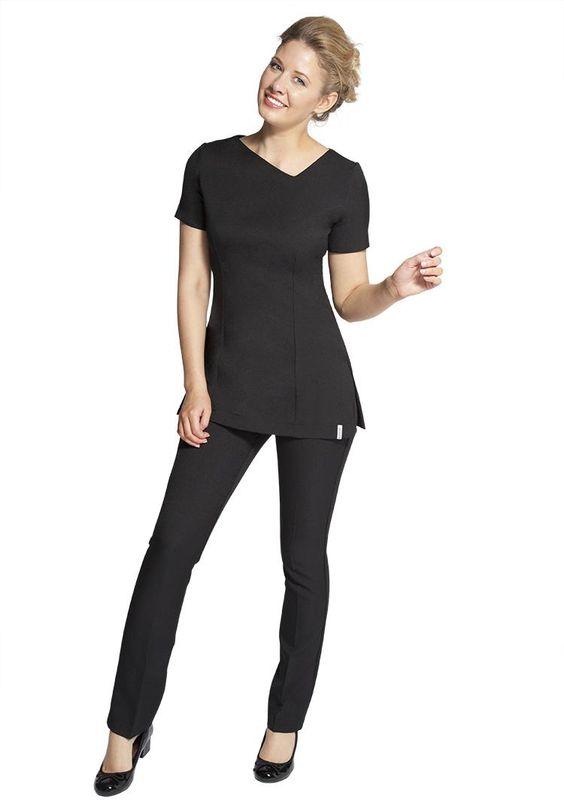 Florencia roby belleza uniformes belleza t nicas salon for Spa uniform patterns