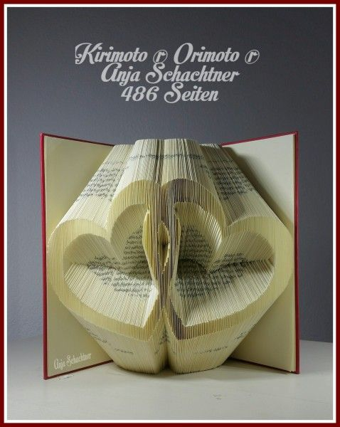 Book Folding Pattern Of An Angel Book Folding 14
