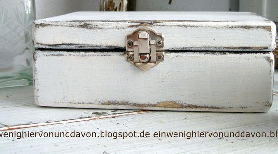 Box No. 31 von Ein wenig hiervon & davon auf DaWanda.com