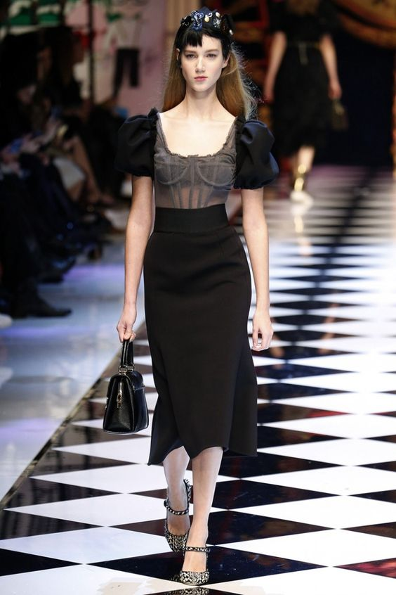 Dolce & Gabbana Otoño Invieno 2016/17 - 90