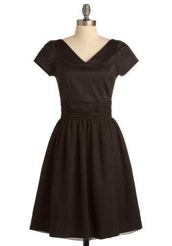 Cello, Gorgeous Dress: Cello Dress, Lbd Modcloth, Cello Gorgeous, Vintage Dress, Simple Black, Little Black Dresses, Vintage Style