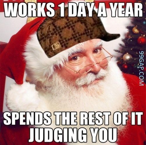 Lol Funny Tweets About Santa Vs Work Job Christmas Funny Merry Christmas Memes Christmas Memes Funny Christmas Memes