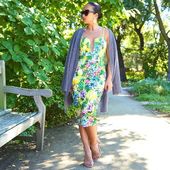 Tropical Canvas...from today's post on WWW.KTRSTYLE.COM ❤
