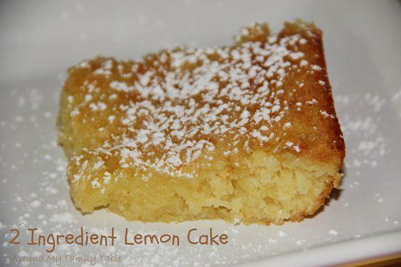 Lemon Cake1