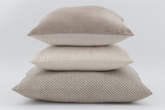 #Taupe #Beige theme for cushion combinations